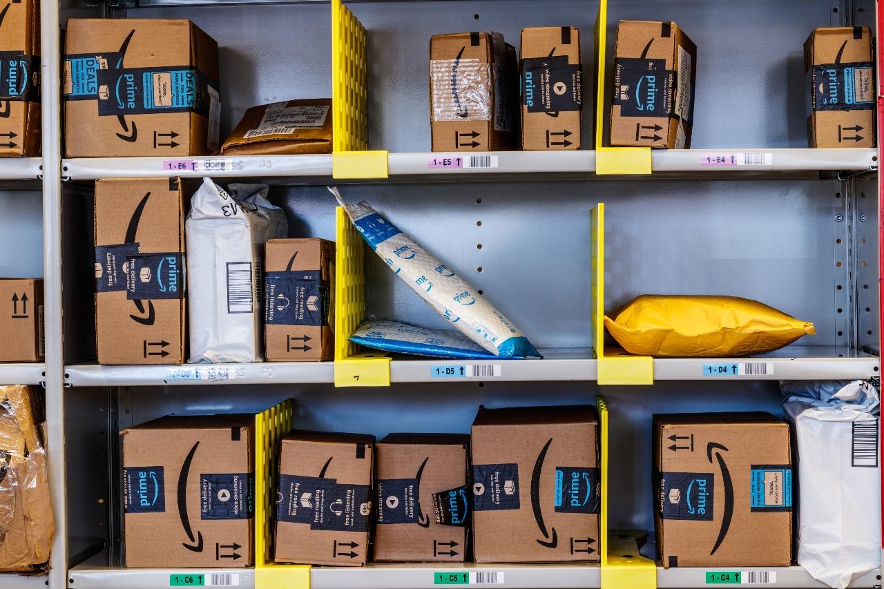 amazon delivery service