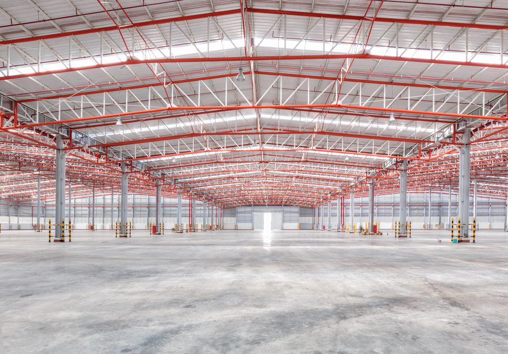 warehouse space demand